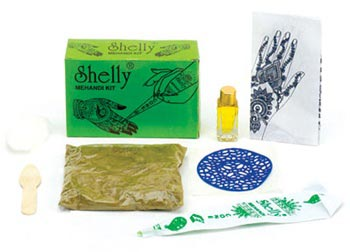 Henna Kit by Shelly Mehndi