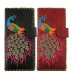 peacock wallets by lavishy