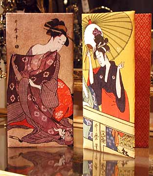 Japanese Wallets Rice Paper Japanese Billfolds