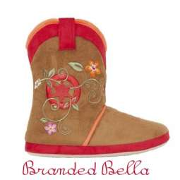 Cowgirl Slippers: CicciaBella Cowgirl Riders